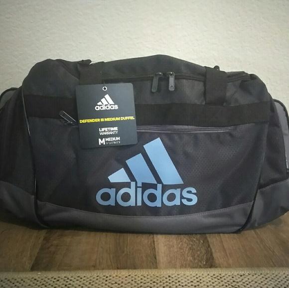 3fc497ec14e772 adidas Bags | Defender Iii Duffel Medium Size | Poshmark